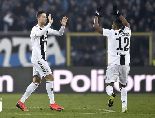 Atalanta 2 – 2 Juventus