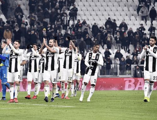 Juventus 1 – 0 Roma