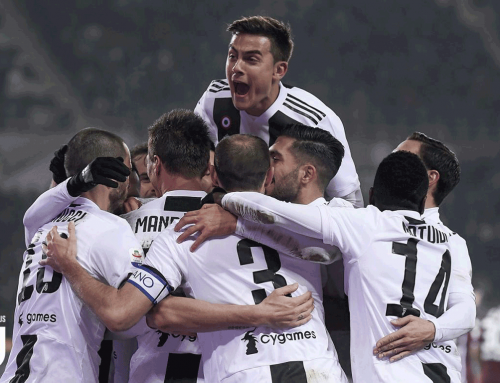 Torino 0 – 1 Juventus