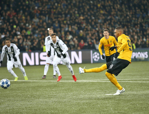 Young Boys 2 – 1 Juventus